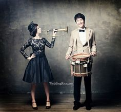 Korea Pre-Wedding Photoshoot - WeddingRitz.com » Korea wedding photographer - Seojun Style.
