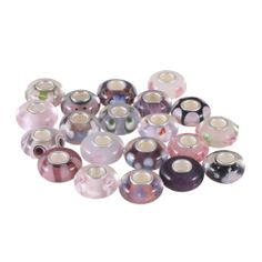 20 beads collection fit Biagi, Charmlinks, Pandora, bracelets | Be Charmed £9.99