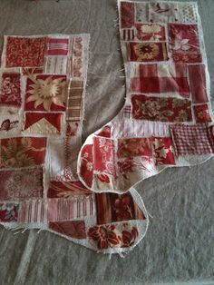 The Warp and the Weft: Holiday Stocking