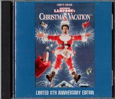 Christmas Vacation Soundtrack Schöne Bescherung Filmmusik Motions Picture Score Limited 10 Year Edition mit Einzel ID Nummern
