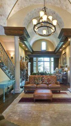 Luxury Mansions - Interiors