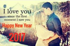 New Year 2017 I Love You Quotes