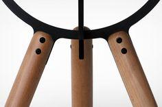 ILLUSIVE STOOL Diseño: Lefteris Tsampikakis... - Industrial Design Ideas
