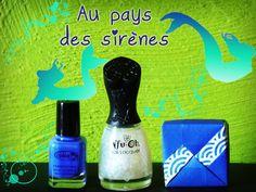 Vernis Color Club Inta-This 5786 Nfu-Oh Nfu 40 Mermaid Sirène