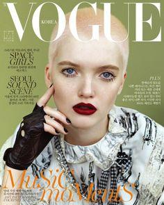 Vogue Korea April 2016