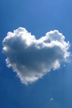 nuage en forme de coeur(météo)