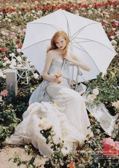 "madame-deficit: ""Pantomime"". Lily Cole by Tim Walker."