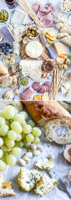 How to make a killer Cheese Board for New Year's Eve by @howsweeteats I howsweeteats.com