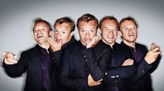 The Graham Norton Show on BBC America....he is so funny