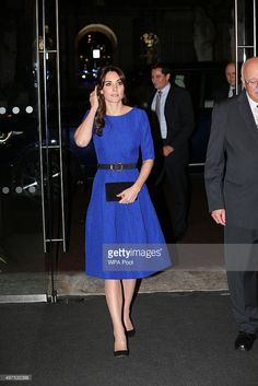 Catherine, Duchess of Cambridge attends the Fostering Network's Fostering Excellence Awards at BMA House on November 17, 2015 in London, England. Her Royal Highness will meet all award winners at a special tea party, and present the Fostering Achievement Award to three young people.  (Photo by Ian Vogler - WPA Pool / Getty Images)
