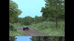 Richard Burns Rally PC 2004 Gameplay
