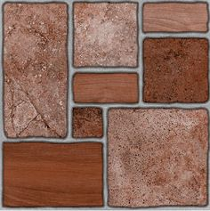 CALA Terracota 36X36, Cerámica. Terracotta Floor, Tile Floor, Tiles, Flooring, Home Decor, Room Tiles, Decoration Home, Room Decor, Tile