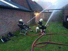 Diese Feuerwehrleute | 17 Menschen, die einfach aufgegeben haben