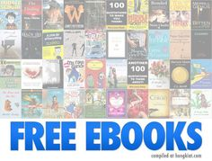 20 (More) Websites To Download Free EBooks