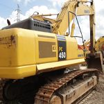 The used excavator PCD85 has a good engine and durable bucket. With well maintained, it is good and nice, n...