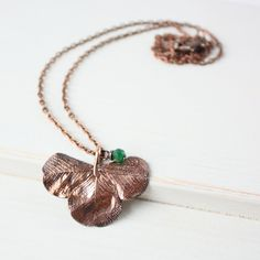 Clover necklace by WhiteSquaw on DeviantArt