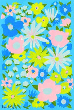 Pin by Joy Cho / Oh Joy! on Illustrations (With images) Surface Pattern Design, Pattern Art, Abstract Pattern, Botanical Illustration, Illustration Art, Textures Patterns, Print Patterns, Arte Floral, Pattern Wallpaper