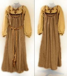 Image result for viking pleated underdress