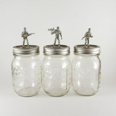 could prob make for candy jars