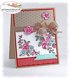 Stampin UP So Very Grateful