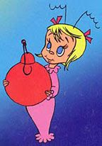 Cindy Lou Who