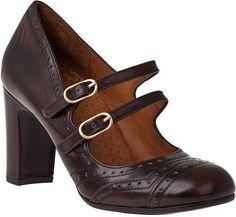 NEW Chie Mihara Francis Leather Mary Jane Shoe Pump Sz 37 (US 6.5-7) #ChieMihara #MaryJanes #WeartoWork