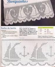 crochet filet picasa - Buscar con Google