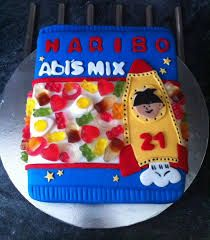 Image result for haribo cake ideas