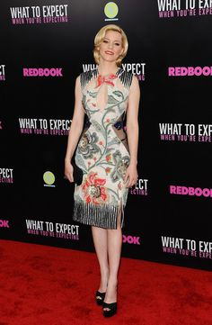 Elizabeth Banks Photos: Stars at the Premiere of 'What To Expect When Your Expecting' 2