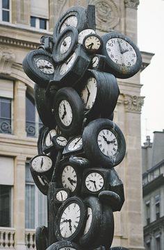 Paris, Gare Saint-Lazare clocks Running late! Paris Travel, France Travel, Monuments, I Love Paris, Paris Paris, Tour Eiffel, Historical Sites, Places To See, Budapest