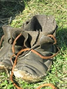 How to Make Handmade Primitive Leather Boots