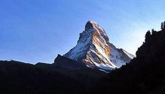 one more Matterhorn Picture - we have a huge collection ;-)