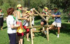 El Torneo - Creativando - Actividad de Team Building de Exteriores.  #TeamBuilding #Actividad #Torneo #Eventos #Creativando Team Building, Teamwork, Leadership, Activities, Events