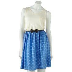 Rewind Dot Dress from Kohl's