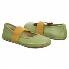 Camper Right Pre Shoes (Green) - Kids' Shoes - 29.0 M