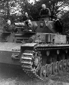 Pz IV, spring 1940