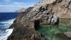 Kythera Top 20 | Guesthouse Xenonas Fos ke Choros | a Greek island  MAGIC GREEN POOL
