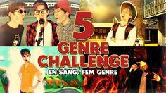 5 GENRE CHALLENGE - IGEN&IGEN