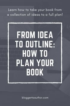 So you've got a great idea for a nonfiction book.how do you make that book a reality? Learn how to take your idea and turn it into a full outline that will make the writing process a breeze. Memoir Writing, Book Writing Tips, Fiction Writing, Start Writing, Writing Skills, Writing Process, Writing Ideas, Writing Ebooks, Writer Tips