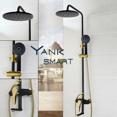 Back To Search Resultshome Improvement Friendly Yanksmart Bathtub Waterfall Rain Shower Faucets Nickel Brushed 140cm High Shower Panel With Hand Shower Tub Spout Tower Shower Bathtub Faucets