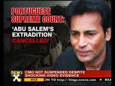 Abu Salem extradition case: Portugal rejects India's plea  http://www.newsx.com/videos/abu-salem-extradition-case-portugal-rejects-indias-plea
