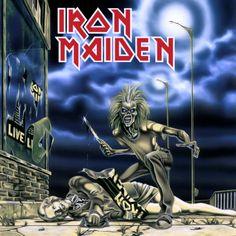 Iron Maiden  Cover Artwork by Derek Riggs