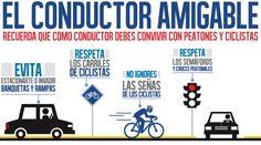 Mantén una actitud positiva al conducir y sigue los siguientes ¡TIPS! Drivers Ed, Health And Safety, Lofts, Sammy, Monaco, Chevrolet, Jeep, Infographic, Spanish