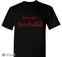 Check out this awesome shirt at www.tfund.com/bgirl Buy one & share it to help support the campaign!
