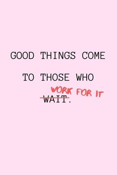 Good Things Come ....... 💝