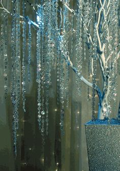 Crystal Wedding Trees  &  Wishing Trees (a wholesale site with tons of stuff.)