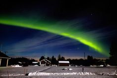 Night Photography in Stockholm and Finnish Lapland (and Photo Tips)