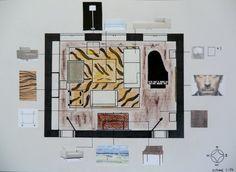 Praktijkopdracht: meubelplan bibliotheekkamer