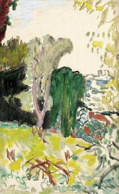 Pierre Bonnard 1867 - 1947 Vue Sur Antibes