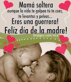 Si, y para aquellas madres que por los avatares de la vida han tenido que ser madres y padres. como yo. y espero que los resultados sean mejores que el mío.